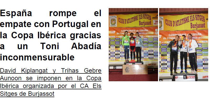 Cronica – Cto de España de Fondo en Pista – Trofeo Iberico