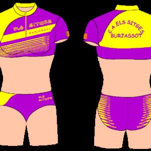 Equipaje Competición Femenino